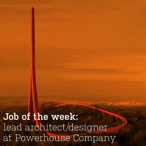 Lead architect/designer at Powerhouse Company