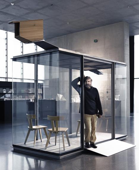 The Bus Stop Project Smiljan Radic