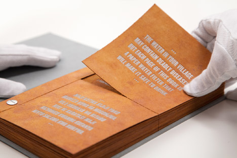 The Drinkable Book by Brian Gartside_dezeen_468_4