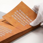 Drinkable Book combines sanitation manual and filters for contaminated water