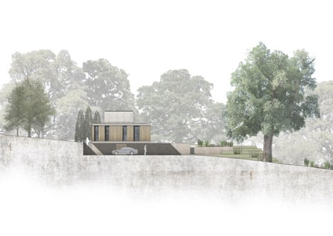 The Quest in Swanage bt Strom Architects