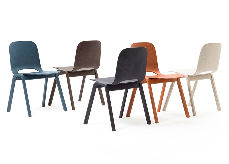 Touchwood chairs by Lars Beller Fjetland for Discipline