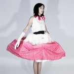Kathleen McDermott creates expanding dress to protect the wearer's personal space