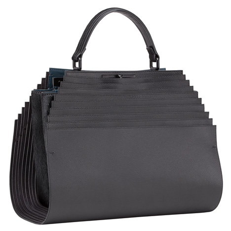 Zaha Hadid Peekaboo leather bag for Fendi_1