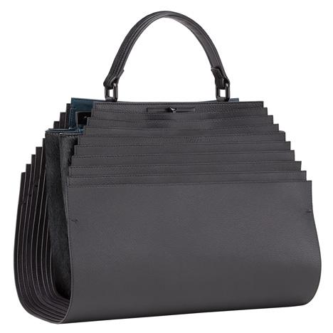Zaha Hadid Peekaboo leather bag for Fendi_1