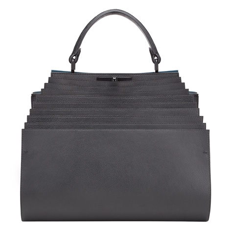Zaha Hadid designs layered handbag for Fendi