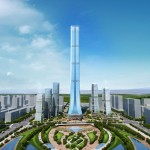 Terry Farrell sets sights over 500 metres with new Chinese skyscraper