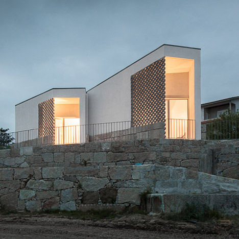 """Peaceful and neutral"" mortuary completed by Raul Sousa Cardoso and Graça Vaz"