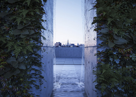 152 Elizabeth Street by Tadao Ando in New York