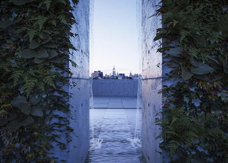 152 Elizabeth Street by Tadao Ando in New York