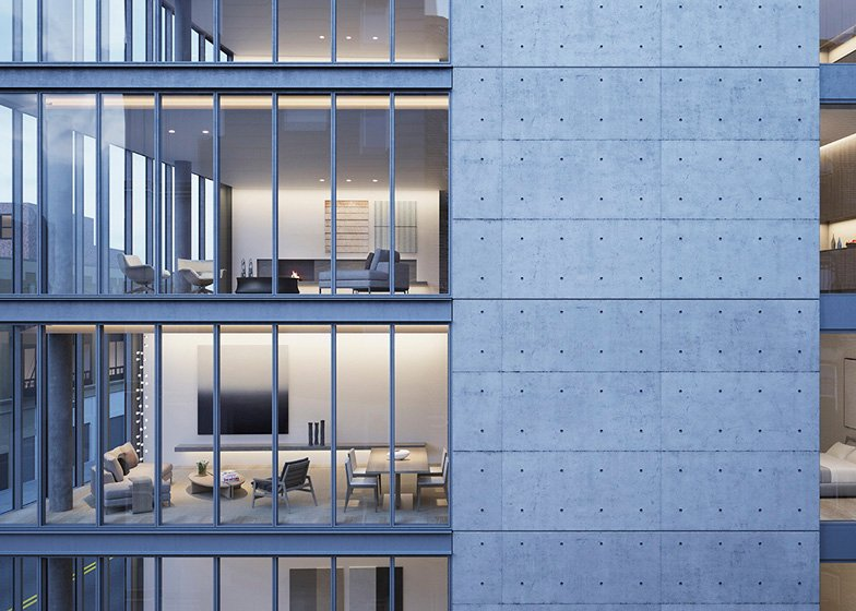 152 Elizabeth Street by Tado Ando in New York