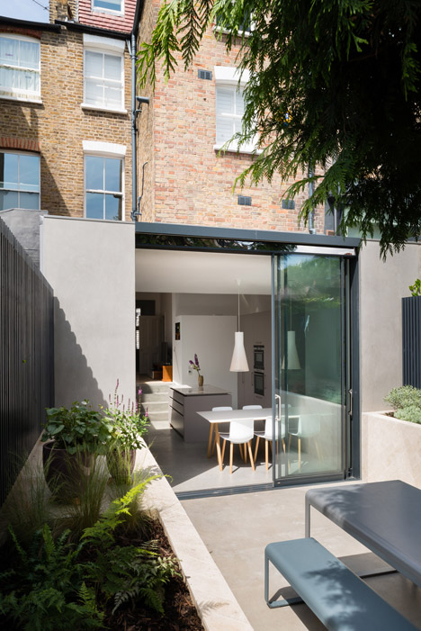 A Polished House by Architecture for London
