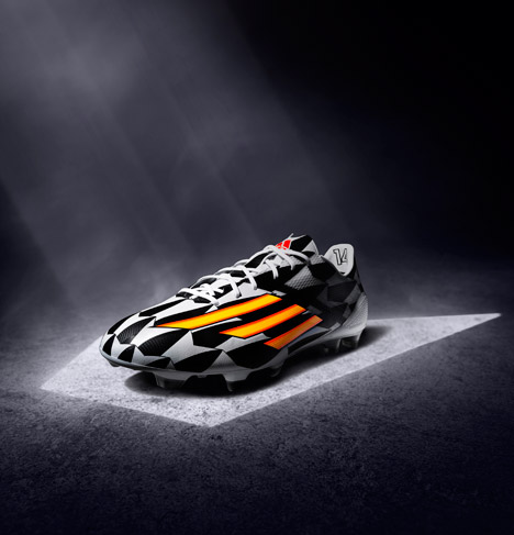 The Battlepack Adizero f50