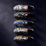 World Cup footballers wear Battlepack boots by Adidas