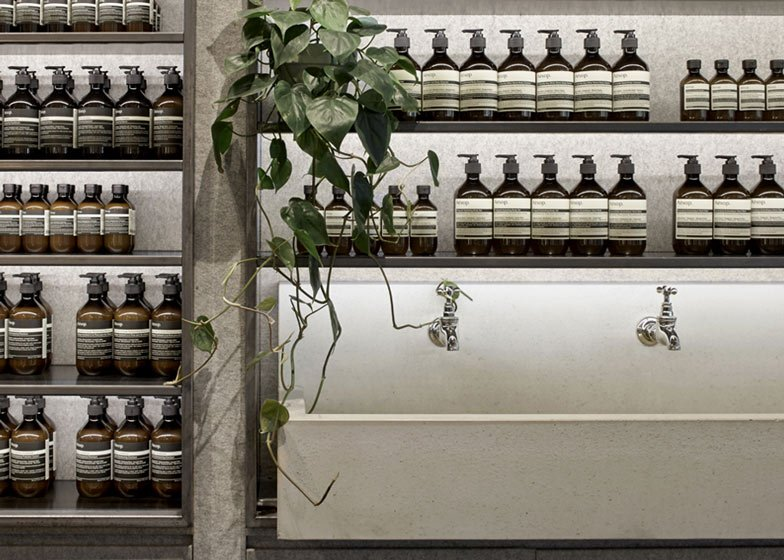 Aesop Shepherds Bush by Tolila and Gilliland
