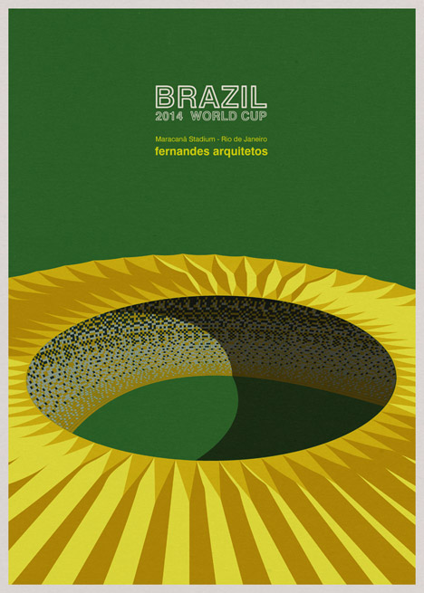 Andre Chiote World Cup illustrations
