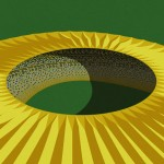 André Chiote illustrates Brazil's World Cup stadiums