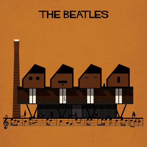 Archimusic-by-Federico-Babina-The-Beatles_dezeen_sq