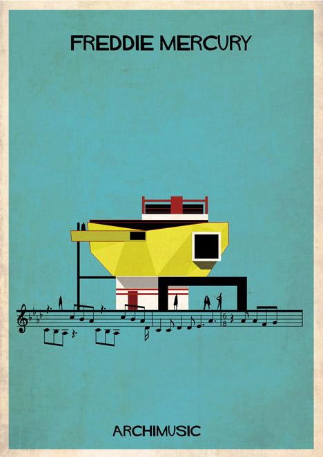 Archimusic by Federico Babina – Bohemian Rhapsody by Freddie Mercury