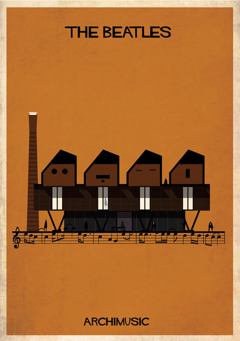Archimusic by Federico Babina – Let It Be by The Beatles