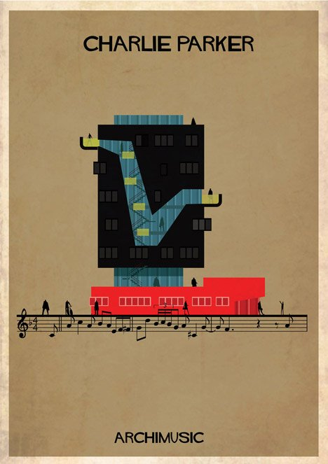 Archimusic by Federico Babina – Confirmation by Charlie Parker