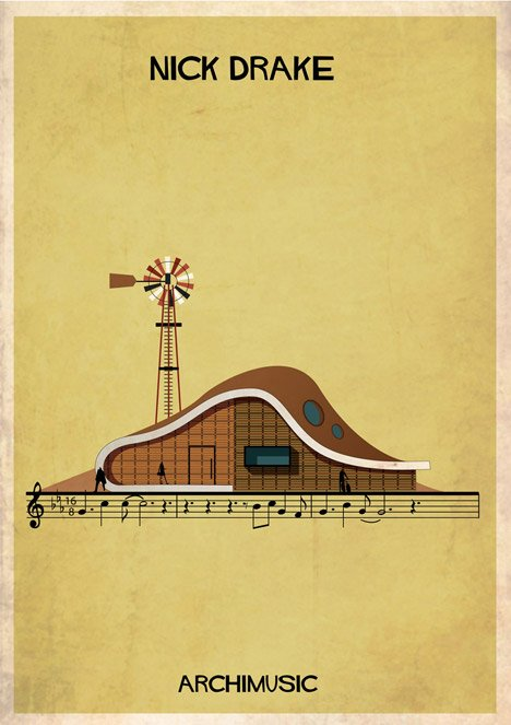 Archimusic by Federico Babina – River Man by Nick Drake