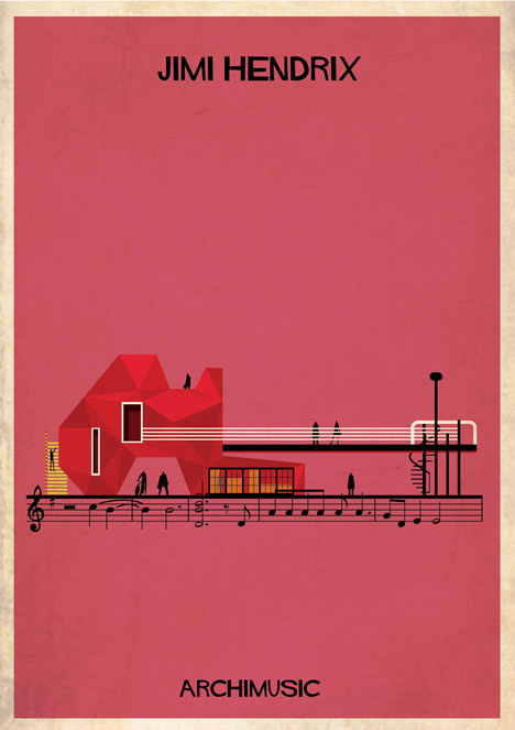 Archimusic by Federico Babina – Hey Joe by Jimi Hendrix