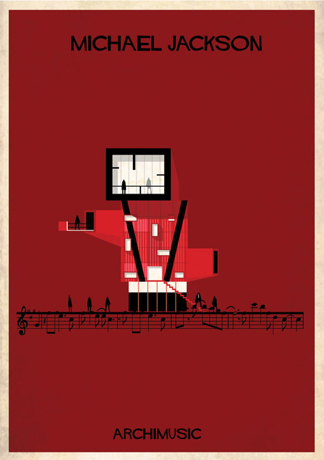 Archimusic by Federico Babina – Billie Jean by Michael Jackson
