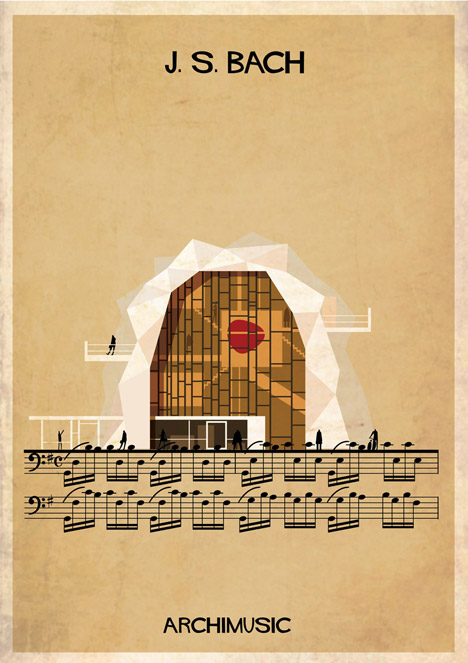 Archimusic by Federico Babina – Suite Pour Violoncelle Nº1 by J. S. Bach