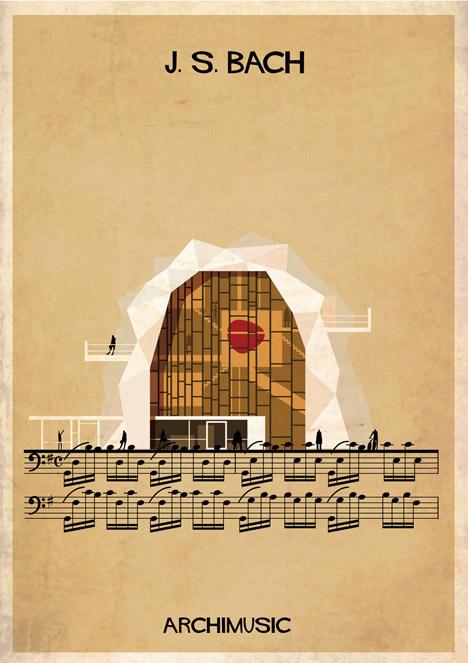 Archimusic by Federico Babina – Suite Pour Violoncelle Nº1 by J. S. Bach