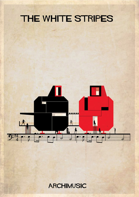 Archimusic by Federico Babina – Seven Nation Army by The White Stripes
