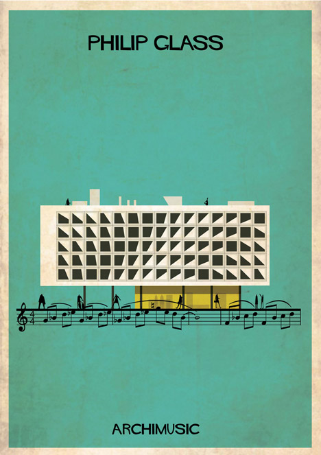 Archimusic by Federico Babina – Morning Passages by Philip Glass