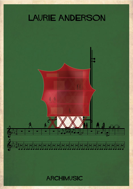 Archimusic by Federico Babina – O Superman by Laurie Anderson