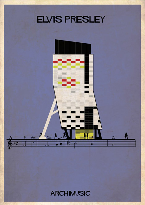 Archimusic by Federico Babina – Can't Help Falling In Love by Elvis Presley