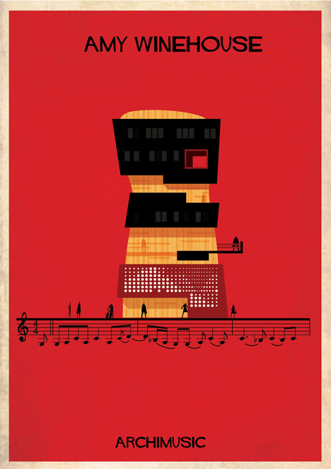 Archimusic by Federico Babina – Rehab by Amy Winehouse