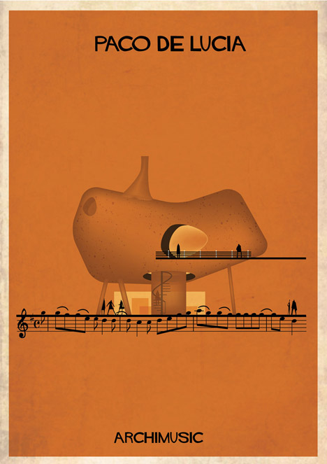 Archimusic by Federico Babina – Entre Dos Aguas by Paco de Lucia
