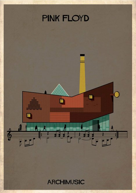 Archimusic by Federico Babina – Wish You Were Here by Pink Floyd