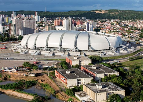 Arena das Dunas by Populous, Natal