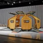 Konstantin Grcic builds Design Miami/Basel pavilion using Audi TT parts