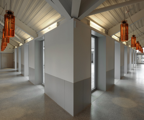Bannockburn Battlefield Visitor Centre Stirling by Reiach and Hall Architects