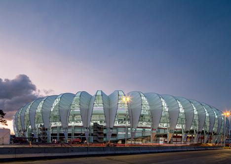 Beira Rio Stadium by Hype Studio, Porto Alegre