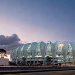 Brazil's FIFA World Cup 2014 stadiums photographed by Leonardo Finotti