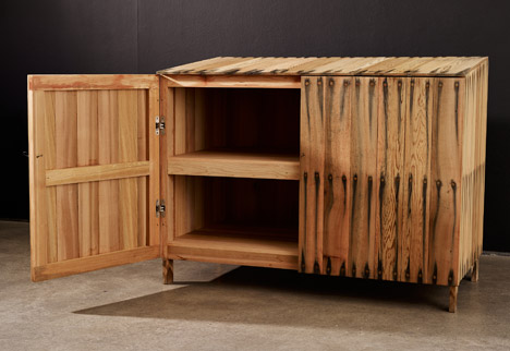 Bleed furniture by Peter Marigold