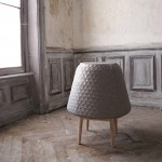 Bounce stools by Véronique Baer spring back into shape