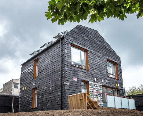Brighton Waste House by BBM Architects