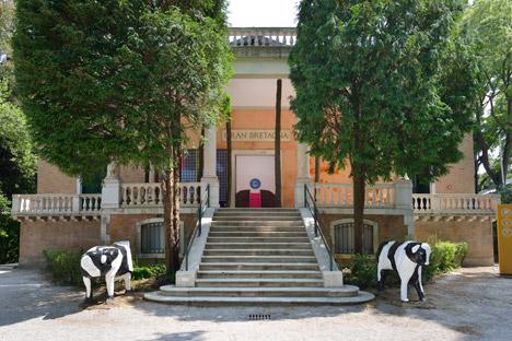 A Clockwork Jerusalem at the British Pavilion, Venice Architecture Biennale 2014
