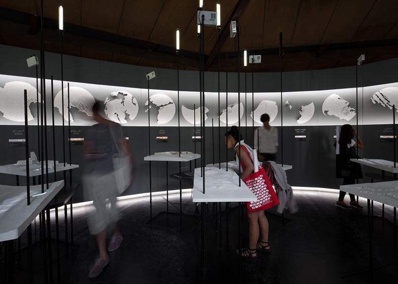 Canadian Pavilion Venice Architecture Biennale 2014