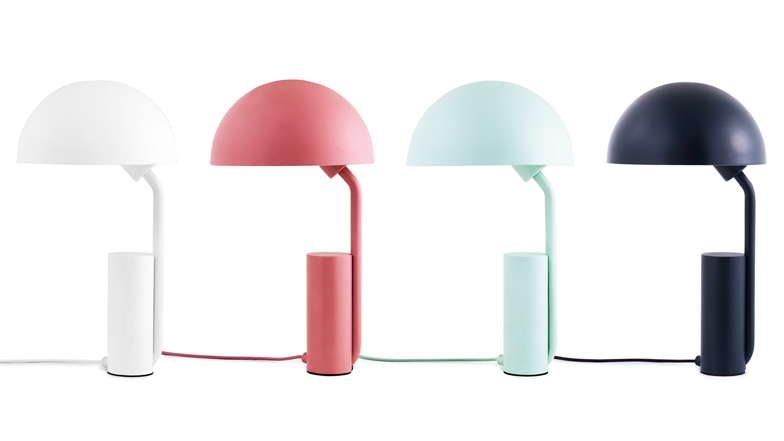 Cap table lamp by Normann Copenhagen