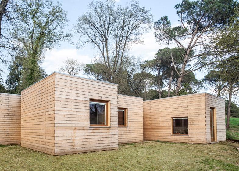 Casa GG by Alventosa Morell Arquitectes