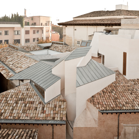 Baroque palace renovated to create<br /> Casal Balaguer Cultural Centre